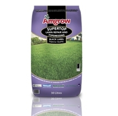 Amgrow SuperTop Lawn Top Dressing - 30Ltr