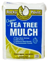 Rocky Point Tea Tree Mulch