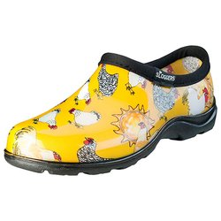 Slogger Splash Shoes Yellow Chickens