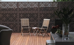 OUTDECO® Timber Outdoor Screens