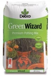 Debco Green Wizard Potting Mix 30Ltr