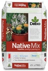 Debco Native Mix 25Ltr