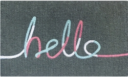Doormat 'Hello' Design